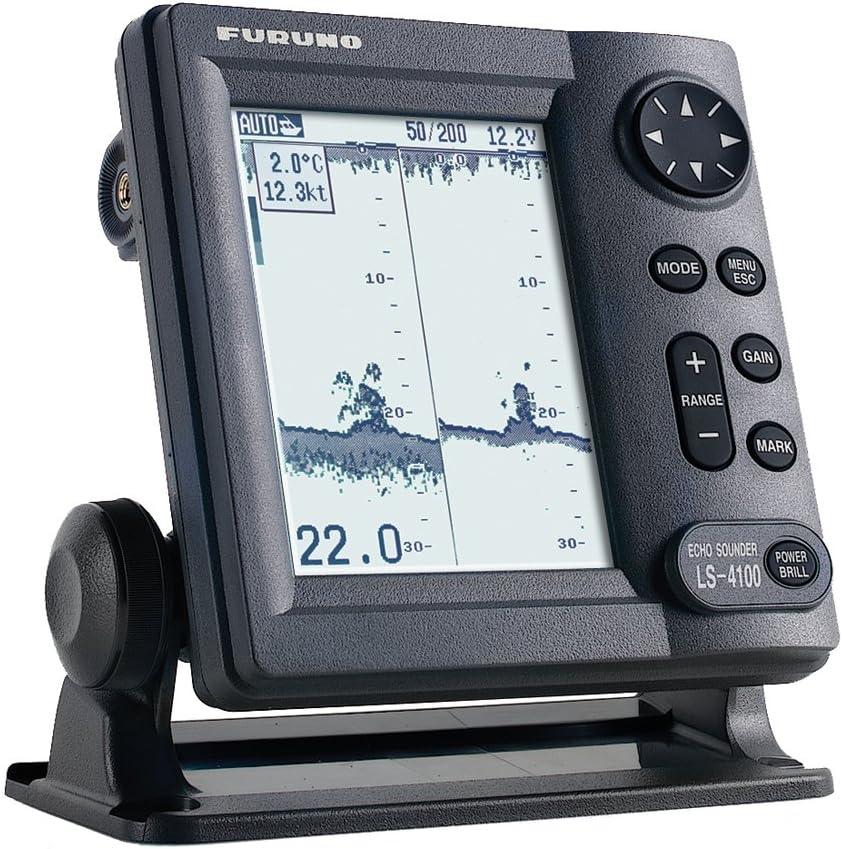 Furuno LS4100 - Pescador Impermeable de 12,7 cm, Pantalla de 5: Amazon.es: Electrónica