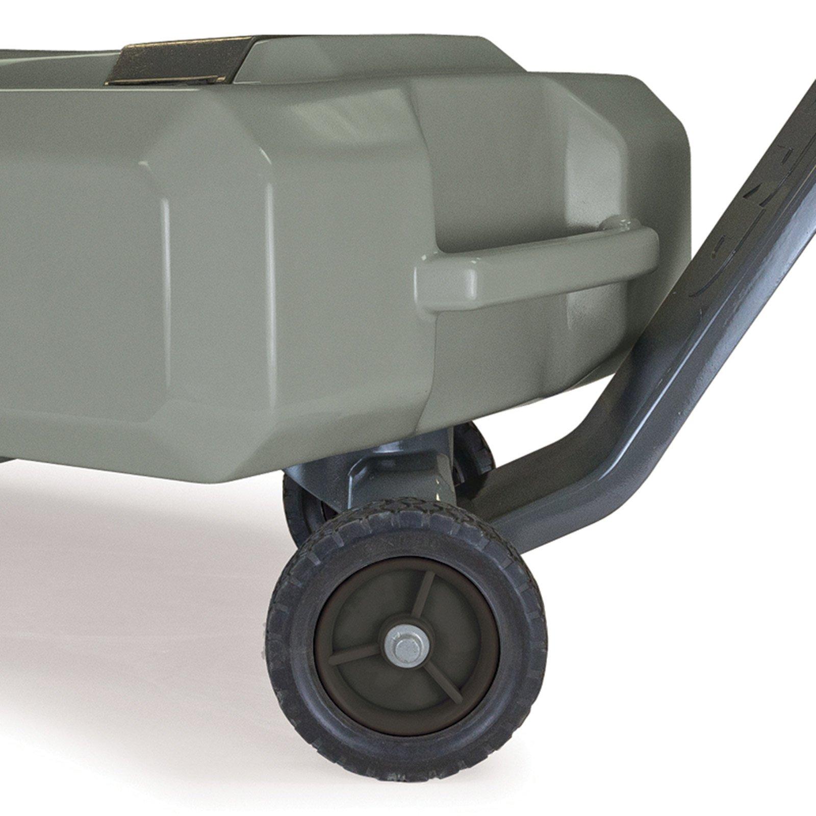 SmartTote2 40518 LX Portable RV Waste Tote Tank-4 Wheels-27 Gallons-Thetford-40518 by SmartTote2 (Image #1)