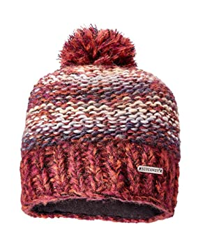 debc7503f16 Image Unavailable. Image not available for. Colour  Screamer Women s  Chellene Chunky Knit Bobble Hat ...