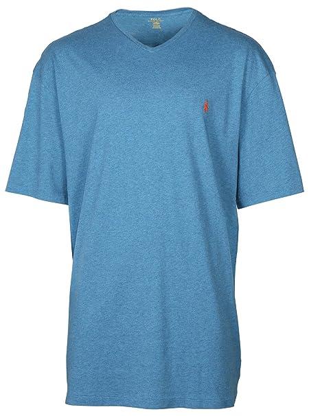 Ralph Lauren - Camiseta - Básico - Clásico - para Hombre: Amazon.es: Ropa y accesorios