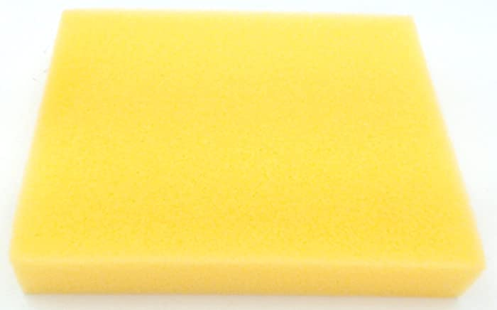 Bissell Foam Filter - Yellow #1600304