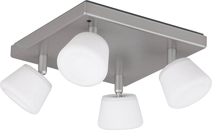 Plafoniere Rgb : Jedi lighting idual emeral rgb plafoniera led luci