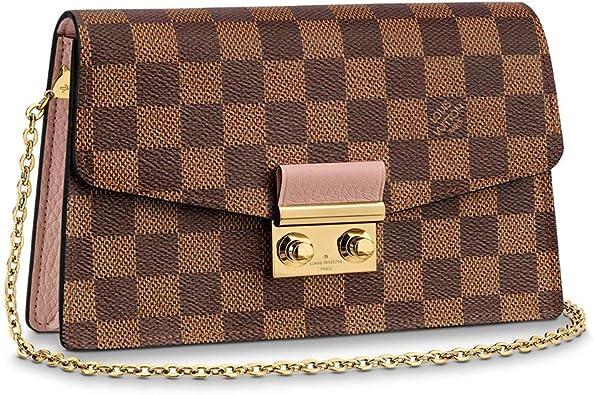 Auténtico Louis Vuitton Monogram lienzo Pallas embrague bolso Cherry artículo: m41638 fabricado en Francia: Amazon.es: Zapatos y complementos