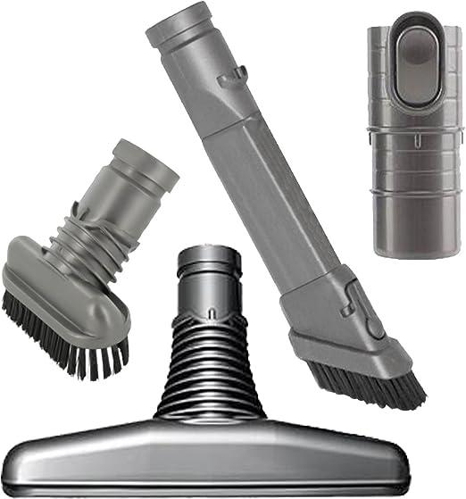 Kit de accesorios con cepillo de SPARES2GO para limpiar la ...
