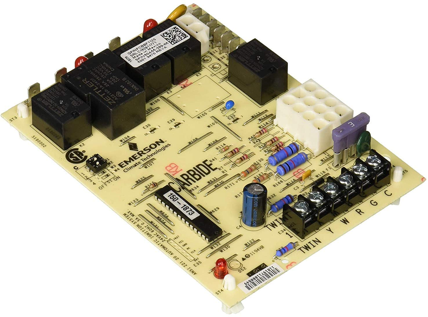 Goodman PCBBF112S Control Board