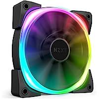 NZXT AER RGB Case Fan Black Black 120mm