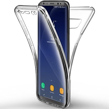 Leathlux Funda Samsung Galaxy S8 Plus, Carcasa [*NO para S8 5.8
