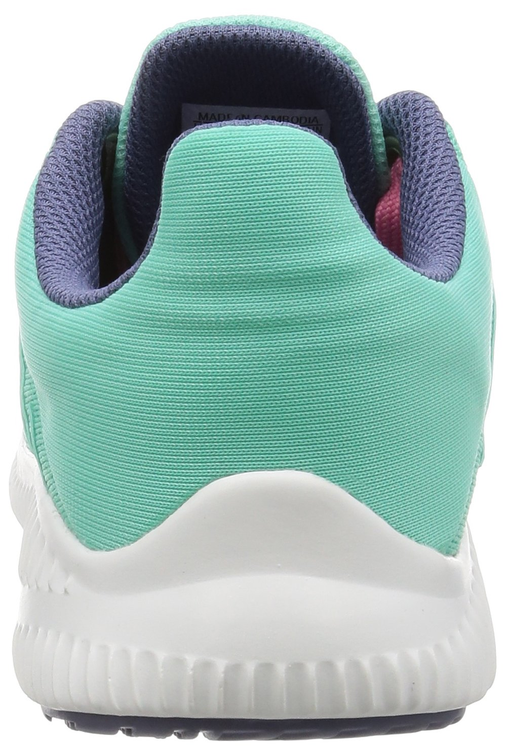 Adidas Fortarun K Verde niño: Amazon.com.mx: Ropa, Zapatos y Accesorios