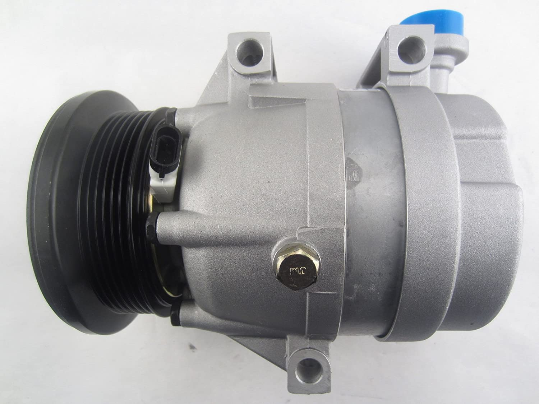 New AC A//C  Compressor Fits 1999 00 01 02 03 2004 Jeep Grand Cherokee V8 4.7L