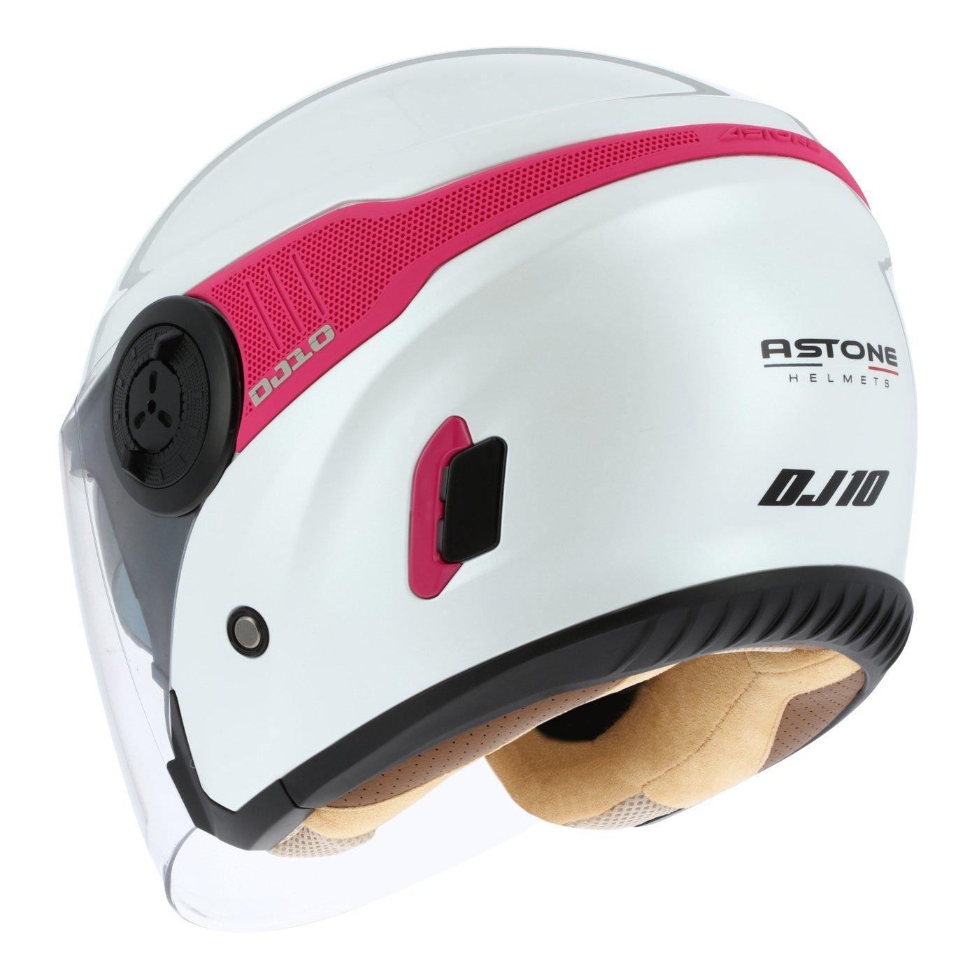 Casco da moto Jet Astone Helmets DJ 10 DJ10-2M-PWBXXL
