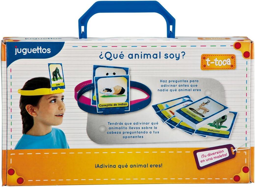 T-Toca ¿Qué Animal Soy?: Amazon.es: Juguetes y juegos