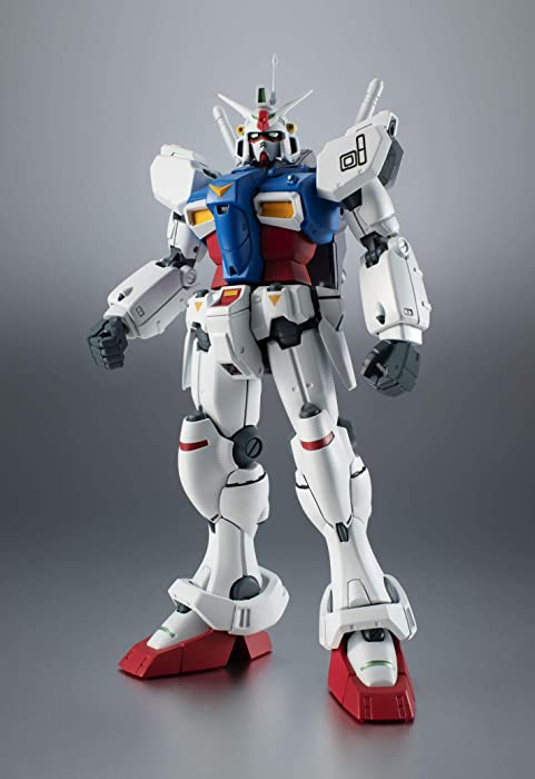 ROBOT魂 機動戦士ガンダム0083 [SIDE MS] RX-78GP01 ガンダム試作1号機 ver. A.N.I.M.E. 約125mm ABS&PVC製 塗装済み可動フィギュア