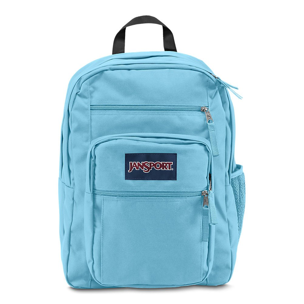 Jansport Big Student Backpack, Blue Topaz by JanSport