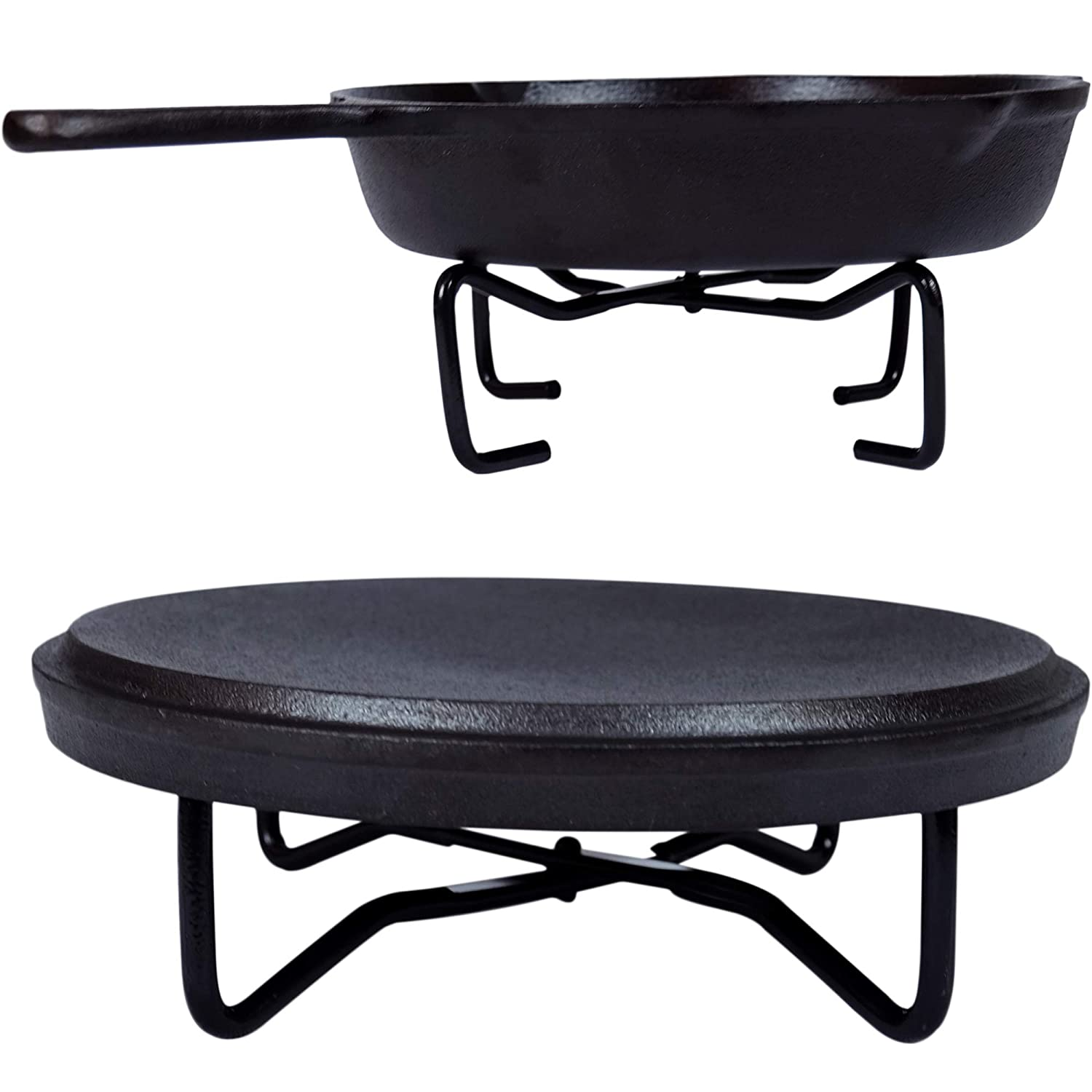 Lid stand, Camp Dutch Oven Tool