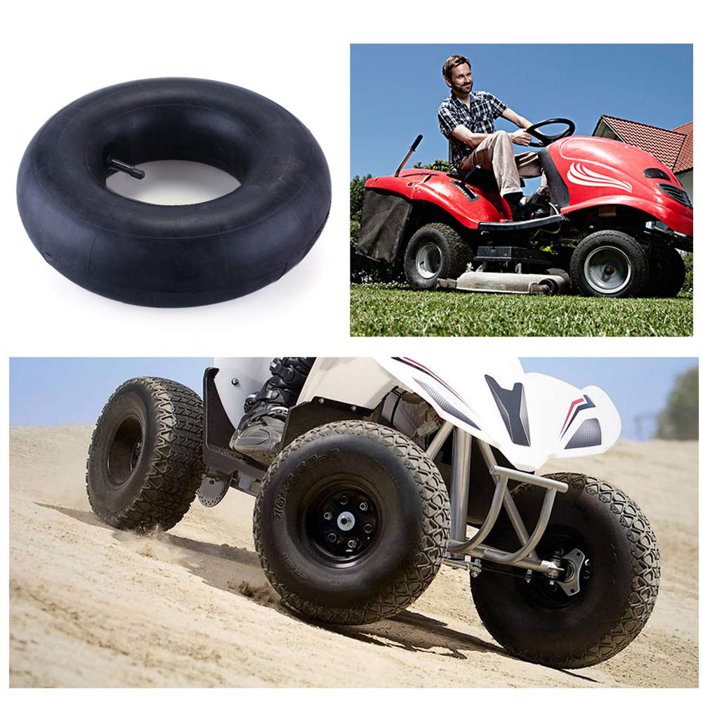 Hand Trucks and More LotFancy 2 PCS 13 x 5.00-6 Heavy Duty Replacement Inner Tube with TR-13 Straight Valve Stem for Wheelbarrows Mowers