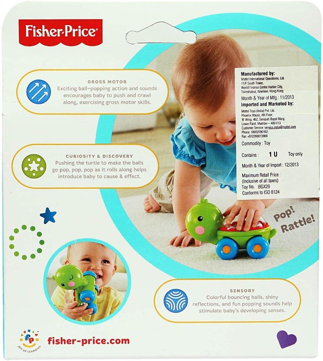 Mattel GmbH BFH75 Poppity Pop Rennspa/ß Poppity Pop Turtl