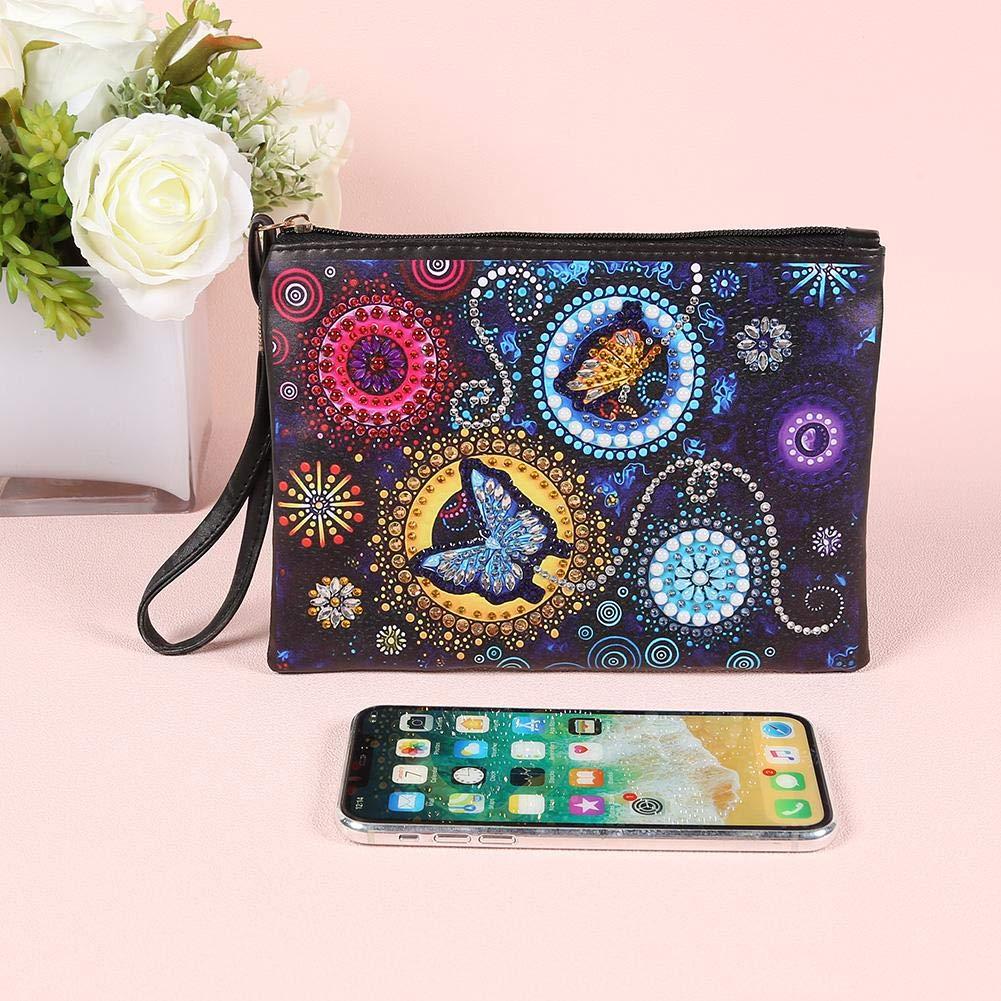 Amazon.com: Carteras de mujer Rarembellish DIY Mandala Forma ...