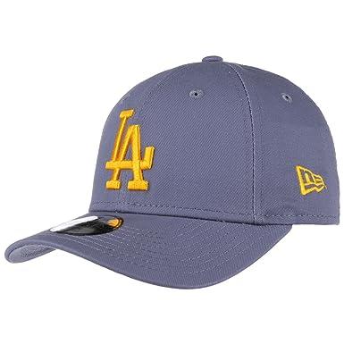 8720bccd New Era 9Forty Junior League Ess LA Cap Cap Base Cap (Youth (52-56 cm) -  Light Blue): Amazon.co.uk: Clothing