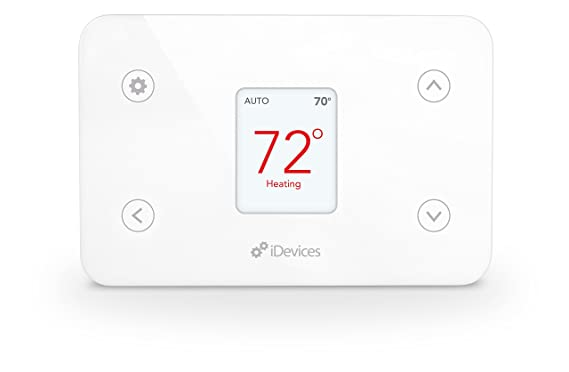 iDevices Thermostat - Wi-Fi Enabled Thermostat Works with Apple HomeKit and Amazon Alexa by iDevices: Amazon.es: Bricolaje y herramientas