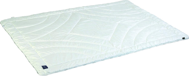 Mittelwarme Ganzjahres-Funktions-Bettdecke, für trockenes Schlafklima auch bei Schwitzen, 60° waschbar, 135 x 200 cm