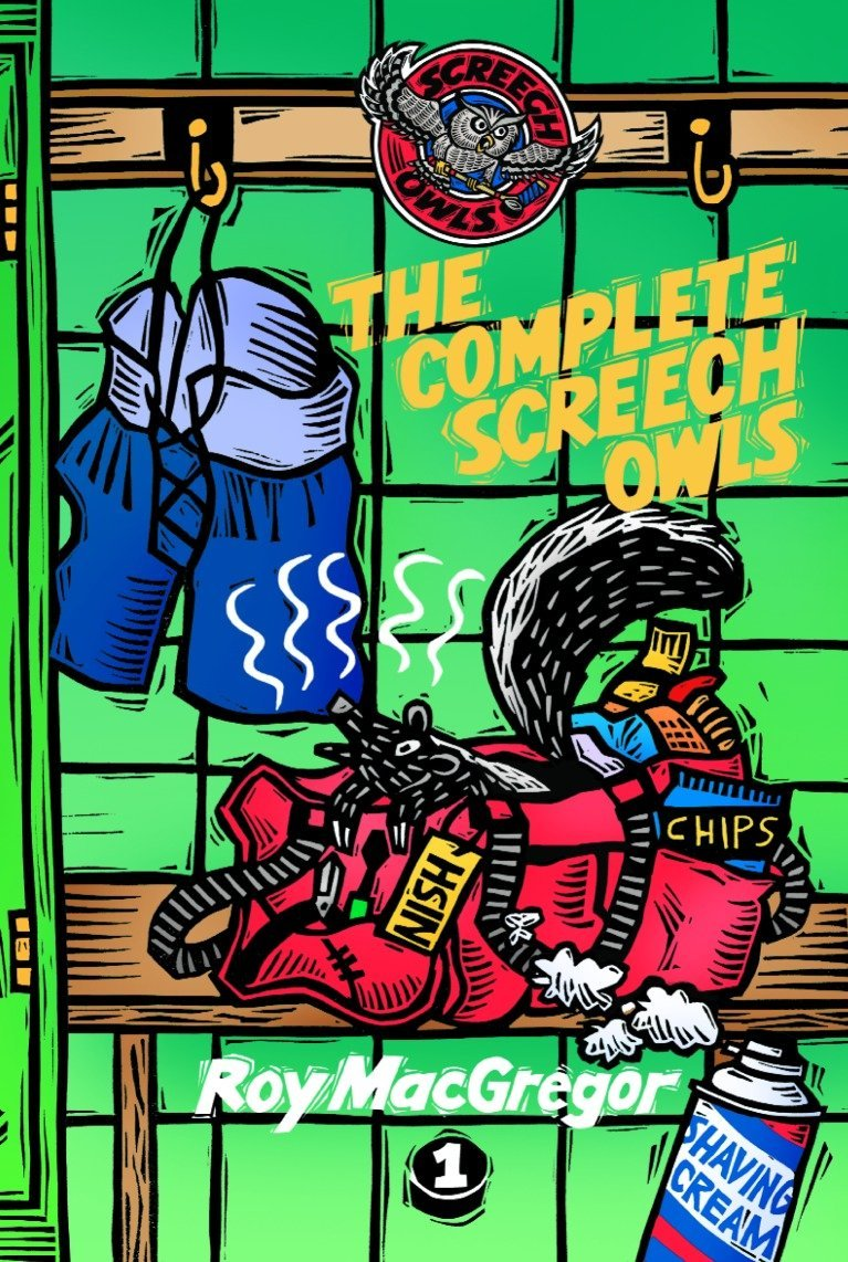The Complete Screech Owls, Volume 1 by Screech Owls (Image #1)