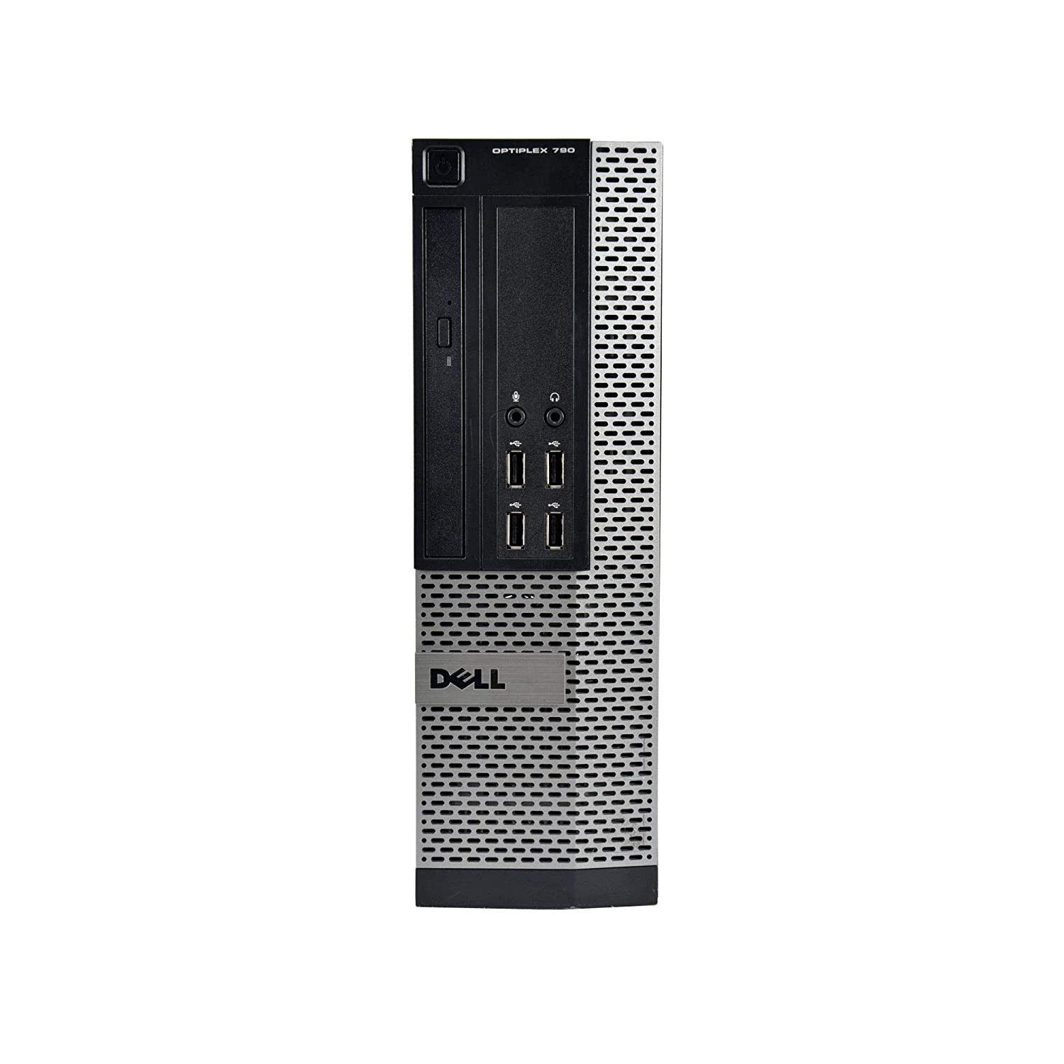 Dell 790 SFF, Core i5-2400 3.1GHz, 8GB RAM, 500GB Hard Drive, DVDRW, Windows 10 Pro 64bit (Renewed)
