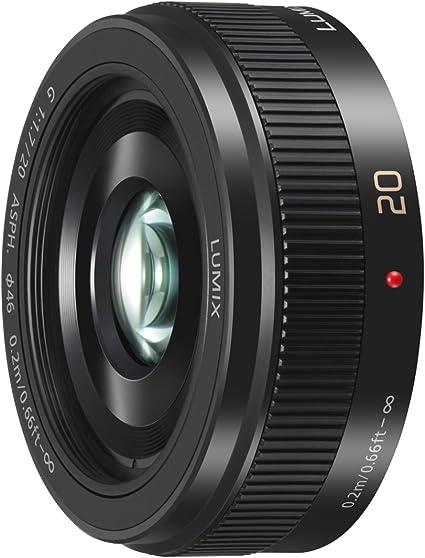 Panasonic H H020a Lumix G Festbrennweiten 20mm F1 7 Ii Kamera