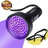 Amazon Com Lingsfire 21 Led Uv Ultra Violet Blacklight Pocket