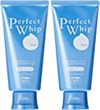 Shiseido Ft Sengansenka Perfect Whip Facial Wash (Pack of 2)