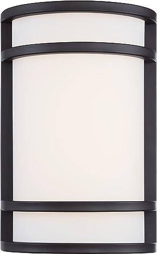 Minka Lavery Minka 9802-143-L Contemporary Modern Ac LED Pocket Lantern from Bay View Collection Darkfinish, Upc-747396091013, Oil Rubbed Bronze Finish