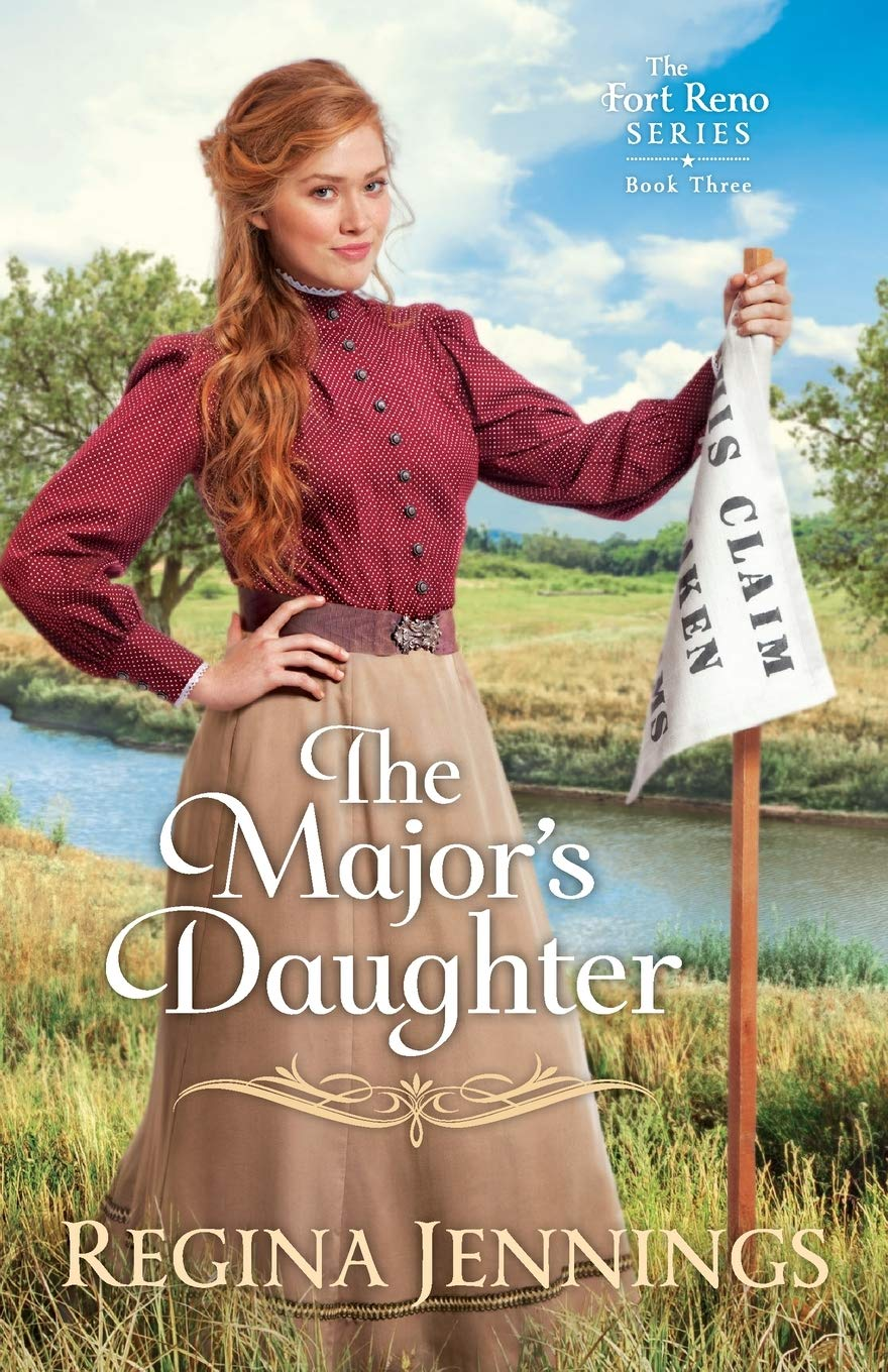 The Major's Daughter by Regina Jennings {A Book Review}