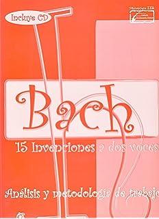 ENCLAVE - Bach: 15 Invenciones a 2 Voces (Estudio Original, Analisis y Metodologia