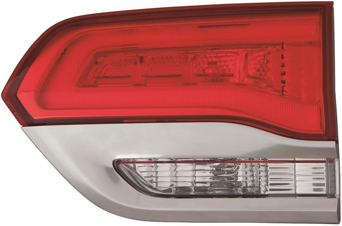 No variation Tail Light Assembly Multiple Manufactures CH2803112C Standard