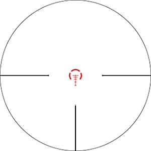 Vortex Optics Strike Eagle BDC Reticle