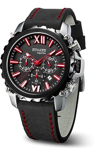 Reloj Duward para Caballero colección Aquastar Niza modelo D85516.02: Amazon.es: Relojes
