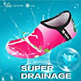 YALOX Women's Water Shoes Men's Beach Shoes Adult
