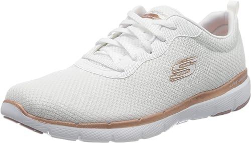 SKECHERS »FLEX APPEAL 3.0 First Insight« Sneaker Damen