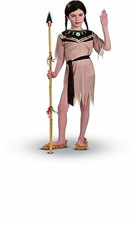 Rubies 883790 - Disfraz de india para niña (3 años): Amazon ...