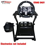 GT Omega Steering Wheel stand suitable For LOGITECH Driving Force G920 Wheel and Shifter