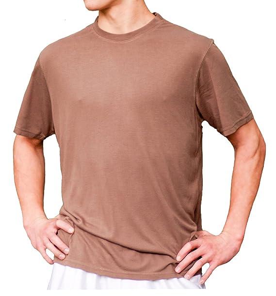 creex Hombre Jago 100% bambú Athletic camiseta: Amazon.es: Ropa y accesorios