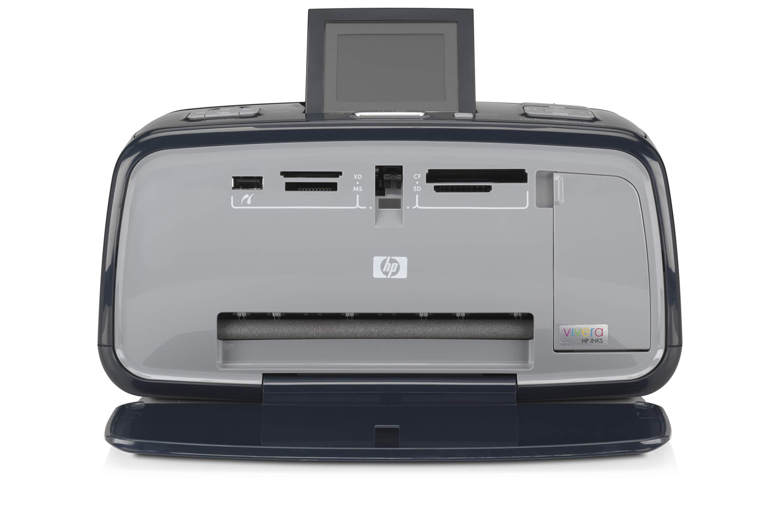 HP Photosmart A617 Compact Photo Printer by HP