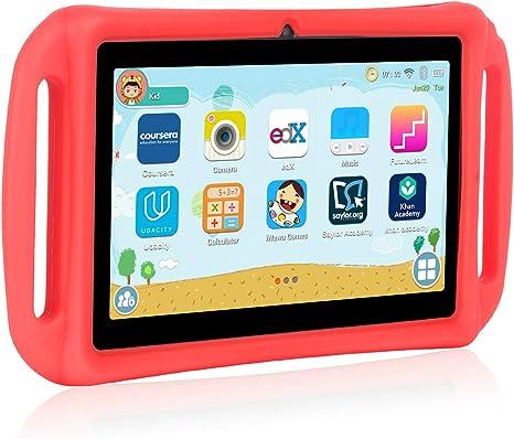 Xgody T702 7 Pulgadas Android Kids Tablet PC para niños Quad Core ...