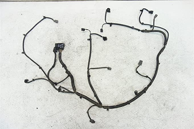 71idu7iGJfL._SX681_ amazon com honda cr v ex headlight wiring harness 32100 swa a10 2014 Honda CR-V at crackthecode.co