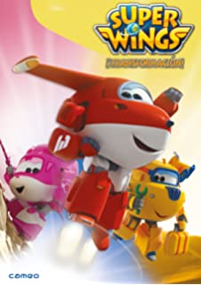 Super Wings: ¡Transformación! [DVD]