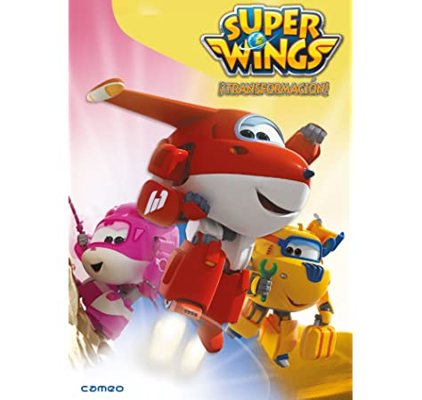 Super Wings: ¡Transformación! [DVD]: Amazon.es: Animación, Josh Selig, Animación: Cine y Series TV