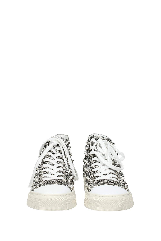 GIENCHI Sneakers Metal Jean Michel Donna - Tessuto (GXD014P330SPL1) EU   Amazon.it  Scarpe e borse ff2d5a97839