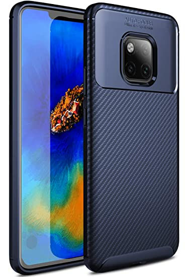 on sale 3d968 62d73 Yocktec Huawei Mate 20 Pro Case, [Scratch Resistant] Ultra-Thin Super  Lightweight Premium TPU Soft Protective Cover Case for Huawei Mate 20 Pro  ...