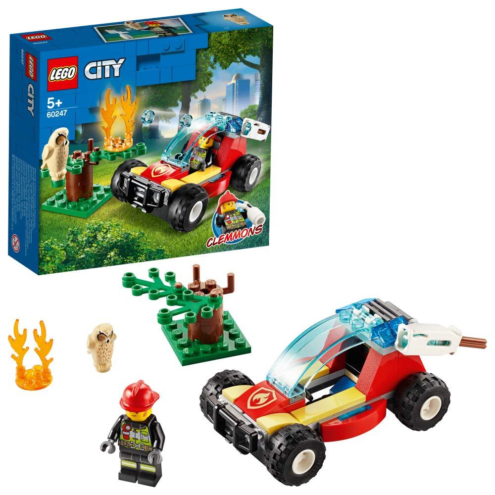 レゴ(LEGO) シティ 森の火事 60247