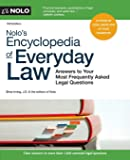 Nolo's Encyclopedia of Everyday Law: Answers to