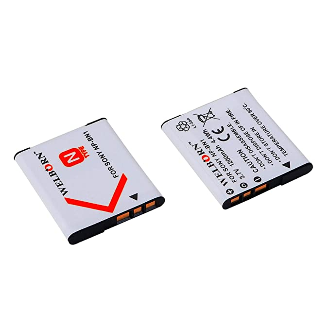 WELBORN NP BN1 Battery for Sony Camera